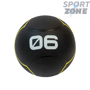 Мяч тренировочный черный 6 кг