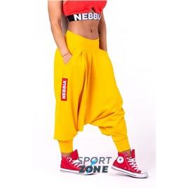 Ne Red Label -Aladdins- pants цв.жёлтый