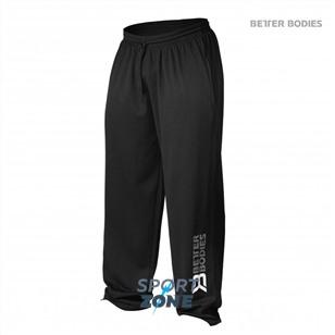 Спортивные брюки Better Bodies Mens Mesh Pant, Black