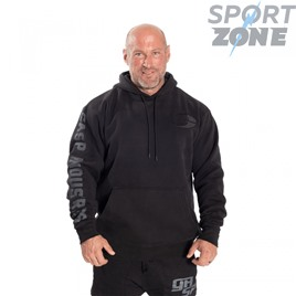 Толстовка GASP Logo hoodie, Black