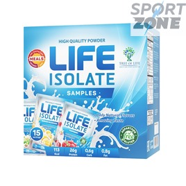 Life Isolate SAMPLES 15 servs