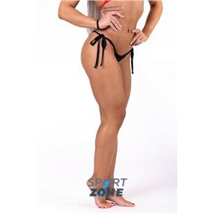 Ne Scrunch butt tie side bikini цв.чёрный