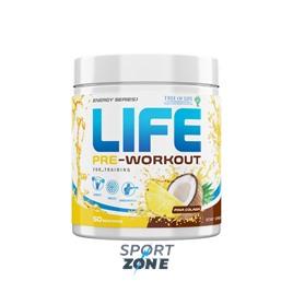 Life PRE-Workout 50 servs 300g