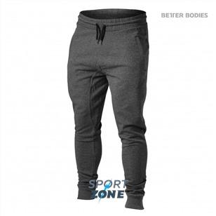 Спортивные брюки Better Bodies Tapered Joggers, Grahpite Melange