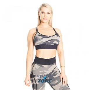 Спортивный топ Better Bodies Gym Sports Bra, камуфляжный