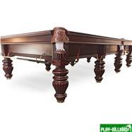 Бильярдный стол для снукера «Dynamic Prince» 12 ф (махагон), интернет-магазин товаров для бильярда Play-billiard.ru. Фото 5