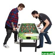 футбольный Стол Partida Трансформер Greenform 121, интернет-магазин товаров для бильярда Play-billiard.ru. Фото 2