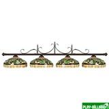"""Лампа на четыре плафона """"Sonoma"""", интернет-магазин товаров для бильярда Play-billiard.ru"""