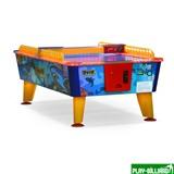 Wik Всепогодный аэрохоккей «Shark» 6 ф (199 х 107 х 83 см, цветной, жетоноприемник/купюроприемник), интернет-магазин товаров для бильярда Play-billiard.ru