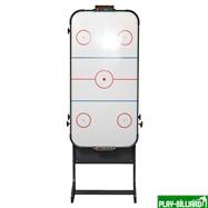 Аэрохоккей «Jersey» 4 ф (122 х 60 х 76,5 см, черный, складной), интернет-магазин товаров для бильярда Play-billiard.ru. Фото 4