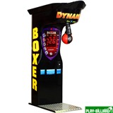 """Игровой автомат - """"Boxer Dynamic"""" (жетоноприемник), интернет-магазин товаров для бильярда Play-billiard.ru"""
