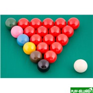 "Classic Комплект шаров 52.4 мм ""Standard"", интернет-магазин товаров для бильярда Play-billiard.ru. Фото 2"