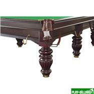 Бильярдный стол для снукера «Dynamic Prince» 12 ф (махагон), интернет-магазин товаров для бильярда Play-billiard.ru. Фото 6