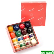"Aramith Saluc Комплект шаров 57.2 мм ""Aramith Continental"", интернет-магазин товаров для бильярда Play-billiard.ru. Фото 1"