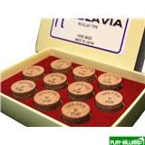 """Наклейка для кия """"Molavia"""" (M) 13 мм, интернет-магазин товаров для бильярда Play-billiard.ru"""