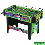 Weekend Настольный футбол (кикер) «Ajax» (120x61x81см, зеленый), интернет-магазин товаров для бильярда Play-billiard.ru