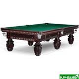 Weekend Бильярдный стол для русского бильярда «Dynamic Turnus II» 10 ф (махагон), интернет-магазин товаров для бильярда Play-billiard.ru