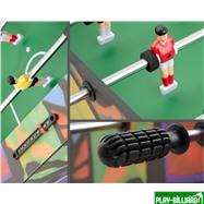 Weekend Настольный футбол (кикер) «Derby» (96x52x23см, цветной), интернет-магазин товаров для бильярда Play-billiard.ru. Фото 3