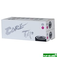 Ball Teck Наклейка для кия «Ball Teck Black Core Coffee» (M) 14 мм, интернет-магазин товаров для бильярда Play-billiard.ru. Фото 5