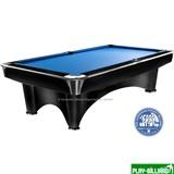 Weekend Бильярдный стол для пула «Dynamic III» 8 ф (черный с отливом), интернет-магазин товаров для бильярда Play-billiard.ru