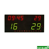 Электронное табло «Play 8» с дистанционным управлением, интернет-магазин товаров для бильярда Play-billiard.ru. Фото 1