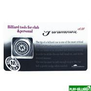 Ball Teck Наклейка для кия «Paramount» (H) 14 мм, интернет-магазин товаров для бильярда Play-billiard.ru. Фото 1