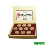 Molavia Наклейка для кия «Molavia» (S) 14 мм, интернет-магазин товаров для бильярда Play-billiard.ru
