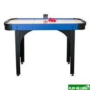 Weekend Аэрохоккей «Nordics» 4ф (121 х 60,5 х 80 см, синий), интернет-магазин товаров для бильярда Play-billiard.ru. Фото 3