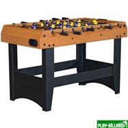 Weekend Настольный футбол (кикер) «Express» (121x61x78.1 см, орех), интернет-магазин товаров для бильярда Play-billiard.ru. Фото 1