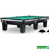 Weekend Бильярдный стол для русского бильярда «Magnum» 10 ф (черный), интернет-магазин товаров для бильярда Play-billiard.ru