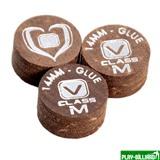 """Наклейка для кия """"Black Heart""""  V CLASS  (M) 14 мм, интернет-магазин товаров для бильярда Play-billiard.ru"""