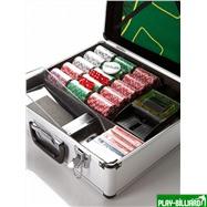 Набор для игры в покер и блэк-джек Royal Flush на 600 фишек, интернет-магазин товаров для бильярда Play-billiard.ru. Фото 3