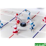 Red Machine Настольный хоккей «Юниор мини» (58.5 x 31 x 11.8 см, цветной), интернет-магазин товаров для бильярда Play-billiard.ru. Фото 5