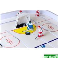 Настольный хоккей «Юниор» (96 x 51 x 16 см, цветной, электронное табло), интернет-магазин товаров для бильярда Play-billiard.ru. Фото 7