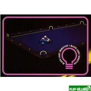 "Aramith Saluc Комплект шаров 57.2 мм ""Aramith Glow in the dark"", интернет-магазин товаров для бильярда Play-billiard.ru. Фото 2"