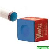 Tweeten Мел «Master» (1 шт) синий, интернет-магазин товаров для бильярда Play-billiard.ru