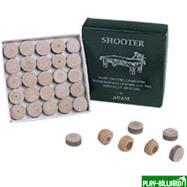 DBO Наклейка для кия «Shooter» (H) 13 мм, интернет-магазин товаров для бильярда Play-billiard.ru