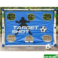 Weekend Разборные футбольные ворота с тренировочными сетками «Madcador 3 в 1» (сетка-мишень, сетка-отражатель), интернет-магазин товаров для бильярда Play-billiard.ru. Фото 8