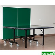 Weekend Складной стол для настольного тенниса «Player» (274 х 152,5 х 76 см), интернет-магазин товаров для бильярда Play-billiard.ru. Фото 2