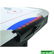 Atomic Аэрохоккей «Atomic Power Play» 7 ф (214 х 117 х 79 см, черный), интернет-магазин товаров для бильярда Play-billiard.ru. Фото 8