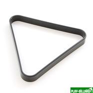 Weekend Треугольник 57.2 мм (черный пластик, 6 мм), интернет-магазин товаров для бильярда Play-billiard.ru