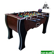 Настольный футбол DFC CHELSEA, интернет-магазин товаров для бильярда Play-billiard.ru. Фото 1