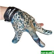 Longoni Перчатка бильярдная «Longoni Fancy Leopard», интернет-магазин товаров для бильярда Play-billiard.ru. Фото 4
