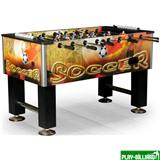Weekend Настольный футбол (кикер) «Roma II» (140x76x87 см, цветной), интернет-магазин товаров для бильярда Play-billiard.ru