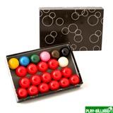 """Комплект шаров 52.4 мм """"Standard"""", интернет-магазин товаров для бильярда Play-billiard.ru"""