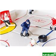 Red Machine Настольный хоккей «Форвард» (71 x 41 x 17 см, цветной), интернет-магазин товаров для бильярда Play-billiard.ru. Фото 5