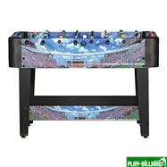Weekend Настольный футбол (кикер) «Dybior Neapel» (120x61x81см, синий), интернет-магазин товаров для бильярда Play-billiard.ru. Фото 2