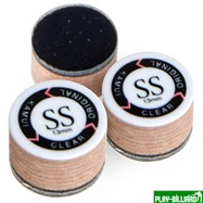 Kamui Наклейка для кия «Kamui Clear Original» (SS) 13 мм, интернет-магазин товаров для бильярда Play-billiard.ru. Фото 1