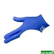 Sir Joseph Перчатка бильярдная «Sir Joseph» (синяя) L, интернет-магазин товаров для бильярда Play-billiard.ru. Фото 1
