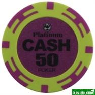 Набор для покера Cash на 500 фишек, интернет-магазин товаров для бильярда Play-billiard.ru. Фото 3